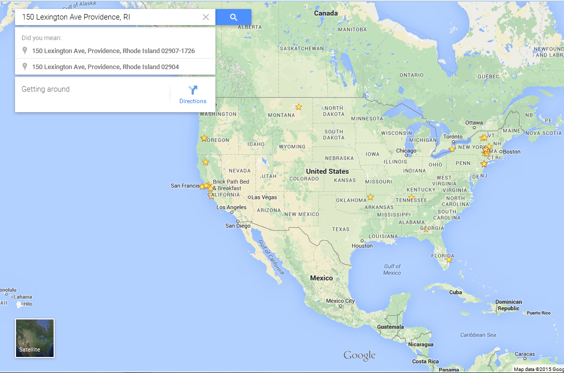 How to correct google directions error? - Google Térkép Súgó