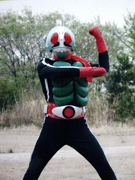Kamen Rider Shin 2Gou