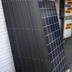 16 zonnepanelen staan klaar
