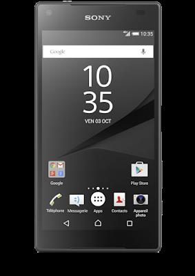 طريقة فرمتة هاتف سوني Sony xperia Z5