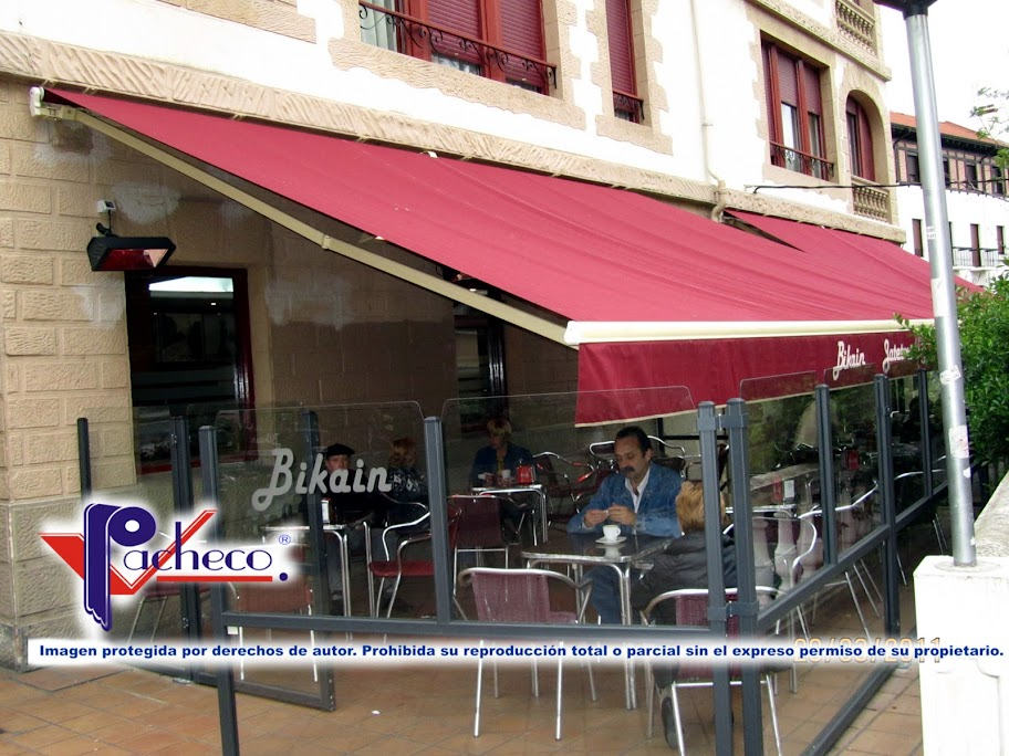Toldos Para Bares En Alcoy Alicante Modelos De Toldos