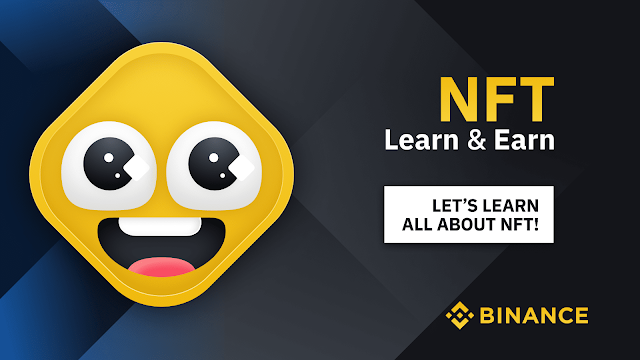 Binance NFTeaching Quiz Answers - Test your knowledge about NFTs