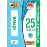 Paraf Yayınları - AYT Kimya - 25'li Deneme