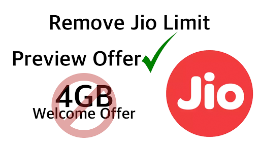 How to Remove Reliance Jio Speed Limit by old MYJIO APP