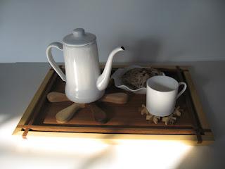ポッテリポットシキ potteri kumiko hot pot stand