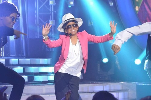 YFSF Kids - Sam Shoaf as Bruno Mars