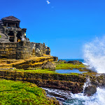 Tanah Lot - Hindu Sea Temple, Bali