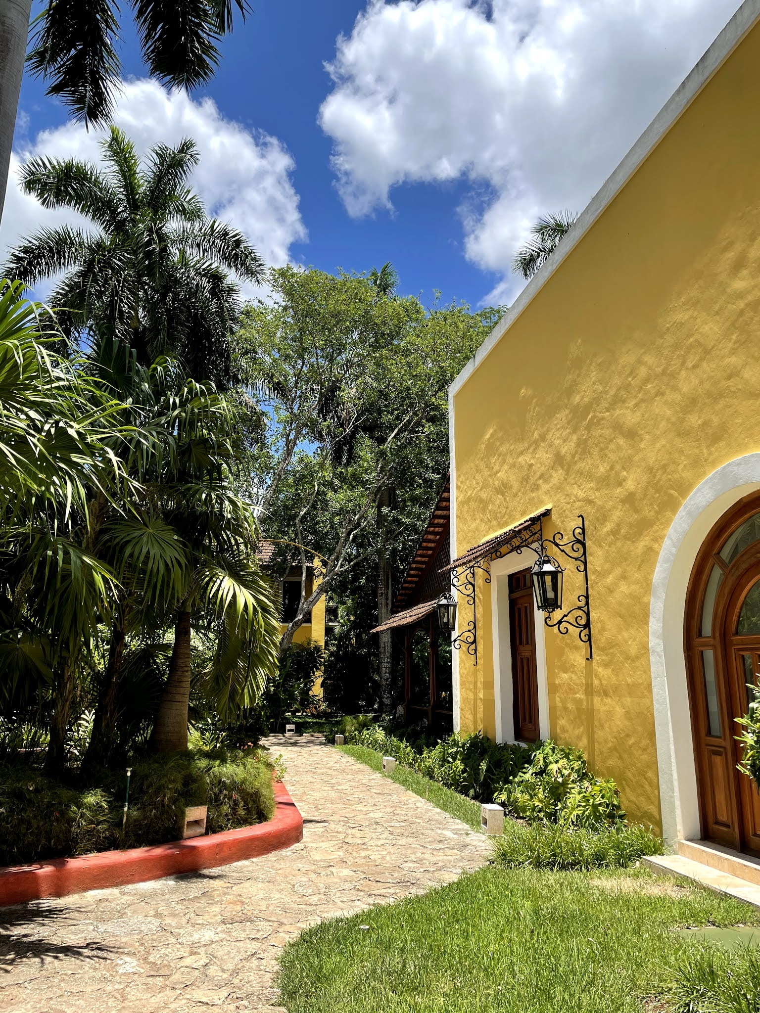 Hacienda Xcanatun Merida avis