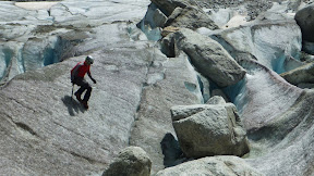 Ecole de glace, Mer de glace, Chamonix