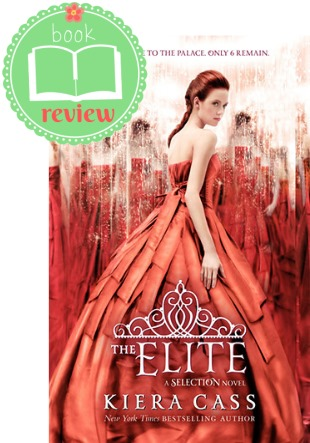 the elite - kiera cass