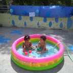 Water Play WKSN (Playgroup) 25/04/2016
