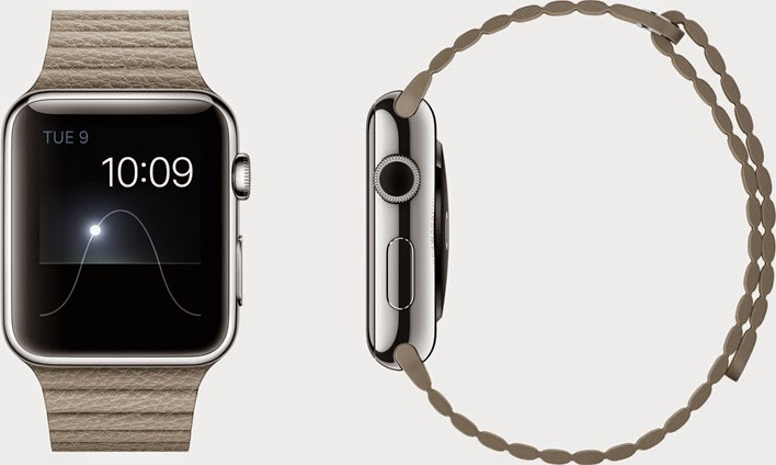 Apple Watch_stone_leather