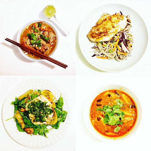 Which food subscription service is right for you? Four Plated meals