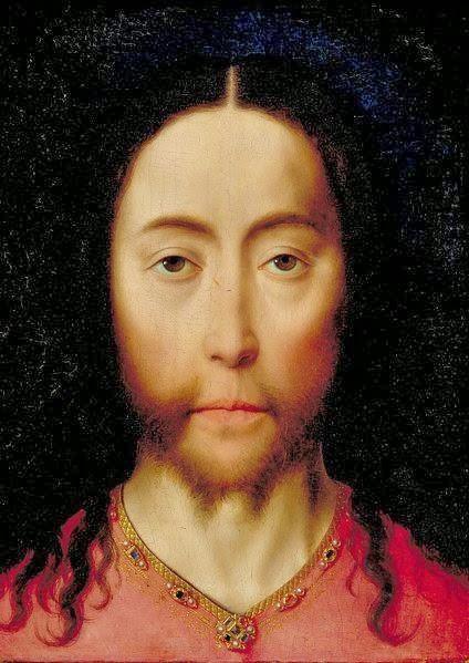 Dieric Bouts - Christus Salvator Mundi