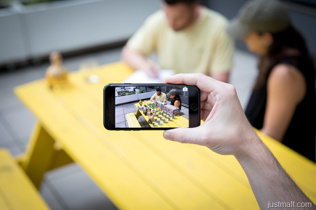 Patrón Tequila Unveils 'The Patrón Experience,' One of the First Brands to Create a Hand-Held Augmented Reality Innovation