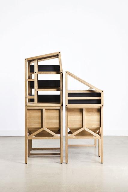 Индустриална археология на мебели