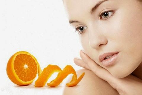 Vitamina C para una piel limpia y bella