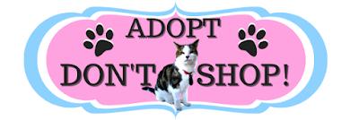 Adopt Don't Shop ©BionicBasil®