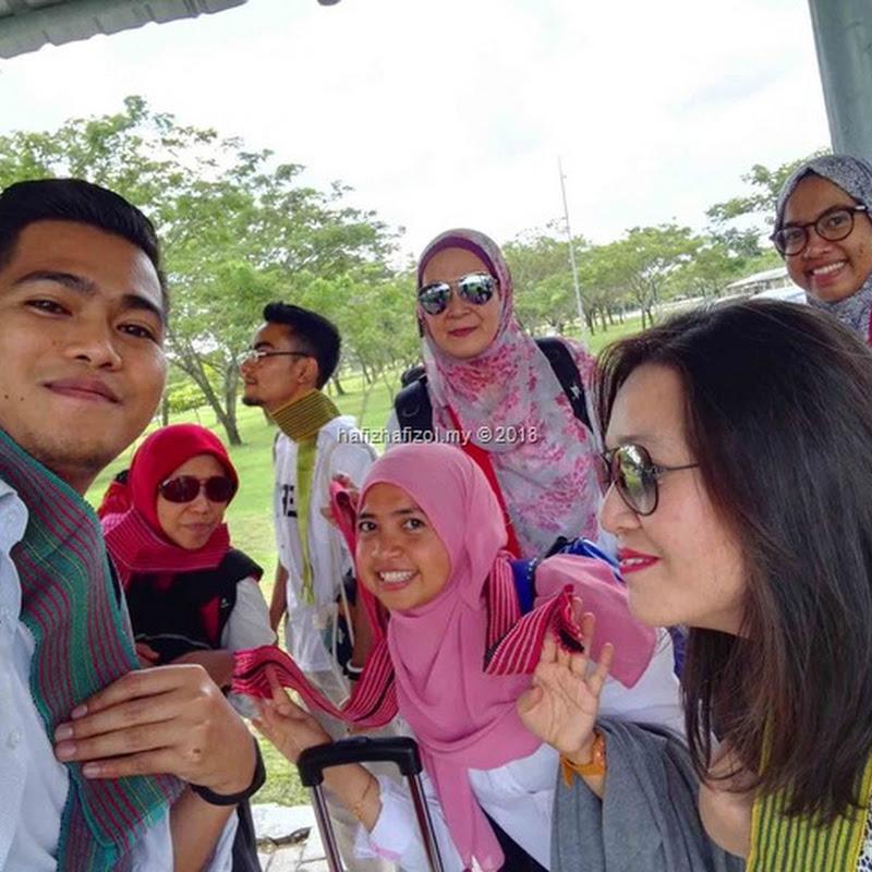 Percutian 5H4M Melawat Tempat Menarik Bercuti di Lombok 2018