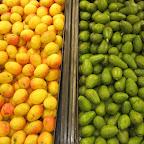 Lima - Obstauslage im Supermercado