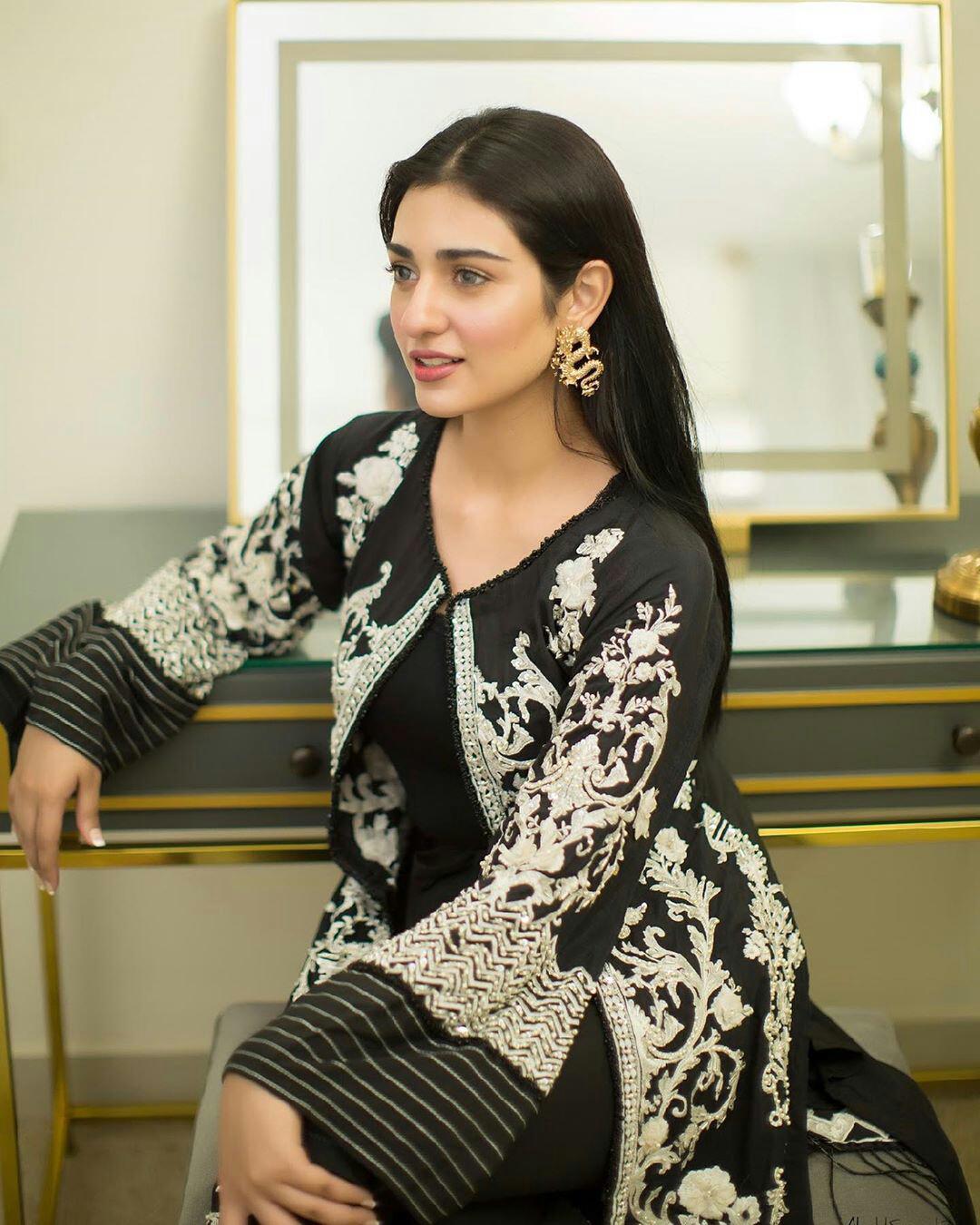 New Fashion Shoot Sarah Khan