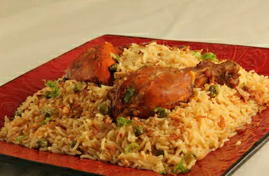 Rooster pulao recipe-how to make Rooster pulao recipe