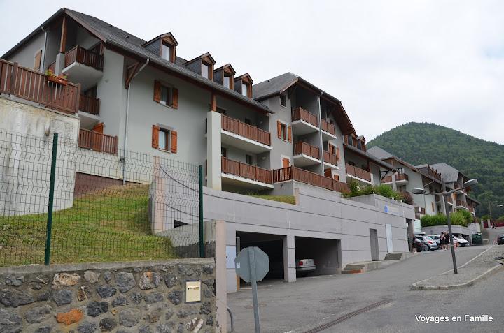 Les balcons de la Neste - Arreau