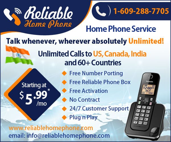 Home Phone Specialist in New Jersey - US