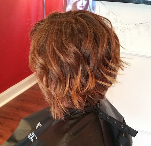 Trendy Bob Haircuts 2017 9