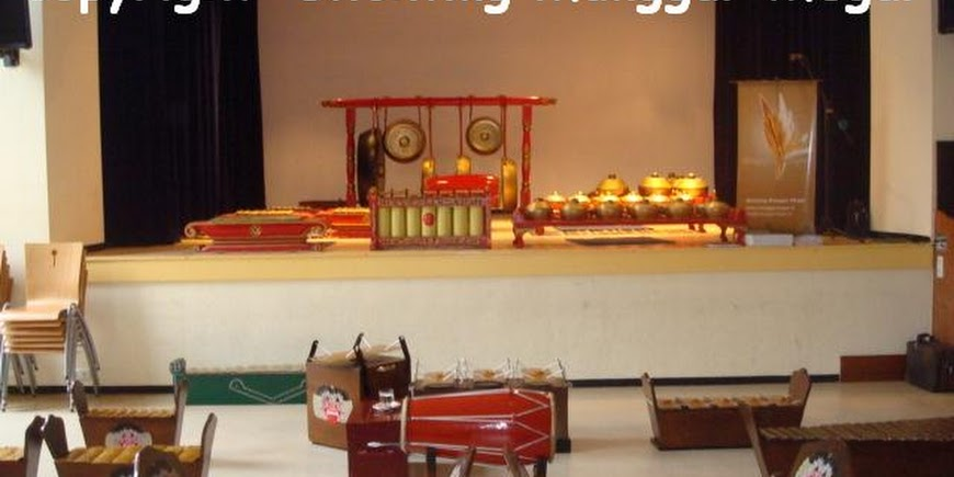 Open deur Gamelan Workshop