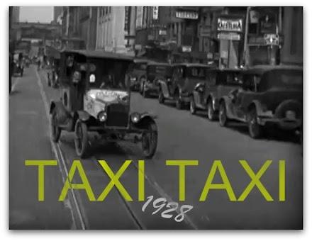 Taxi Taxi 1928
