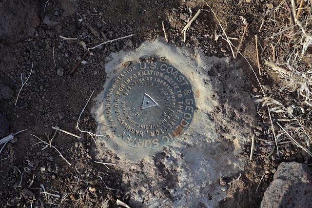 triangulation station CHAPARROSA