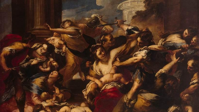 Khóc thương con mình (28.12.2019 – Thứ Bảy - Các thánh Anh hài, tử đạo)