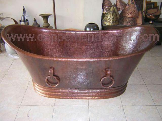 bak mandi tembaga boyolali