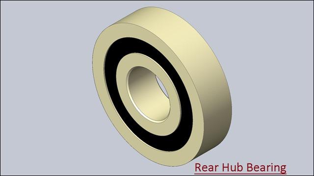 Rear Hub Bearing