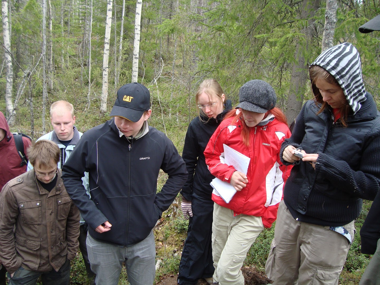 Kallioperägeologian kenttäkurssi kevät -09 - DSC01753.JPG