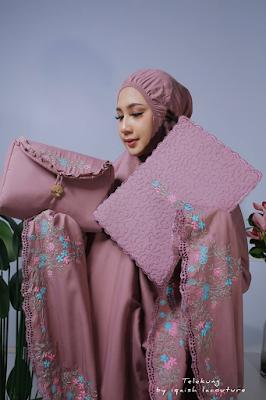 Telekung baru menjelang Ramadan