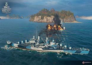 لعبة اكشن وحرب سفن