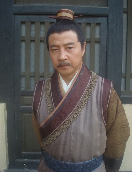 Sun Luhang China Actor