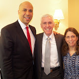 Cory Booker for Senate - Teaneck (6/16/13)