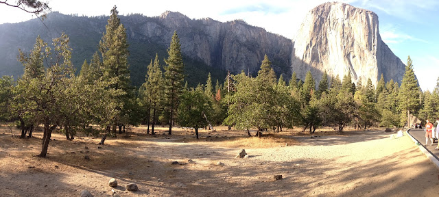 El Capitan Panorama