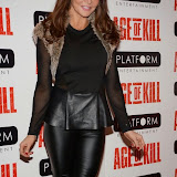 OIC - ENTSIMAGES.COM - Lizzie Cundy attend the Age of Kill - VIP film Screening inLondon on the 1st April 2015.Photo Mobis Photos/OIC 0203 174 1069