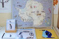 Montessori Inspired Penguin Unit for Preschoolers