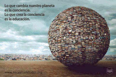 conciencia, educar