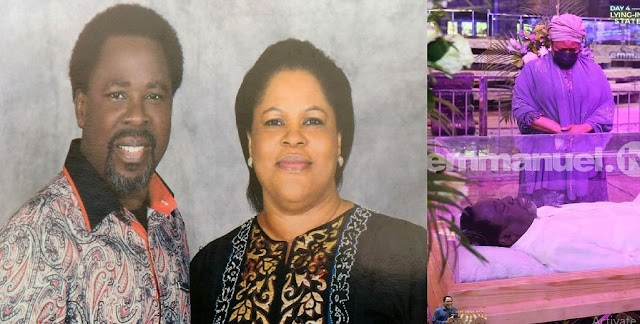 He Was A Trailblazer- TB Joshua'S Wife Reveals How Her Husband Shielded Her Before Passing