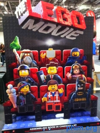 Phim The Lego Movie-The Lego Movie HD 2014