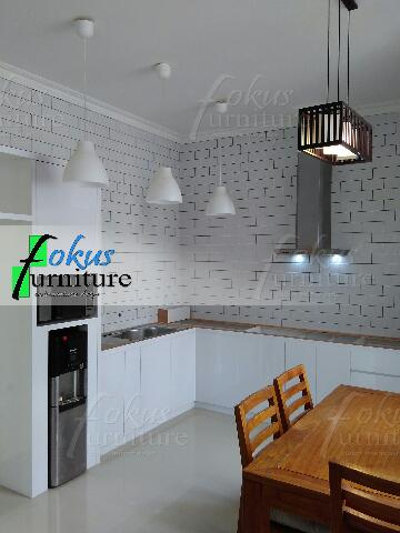 kitchen set bintaro nusa loka bsd