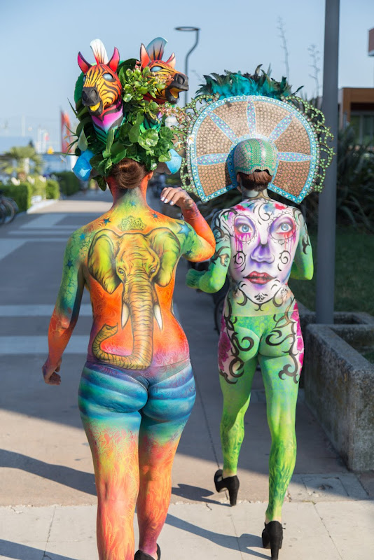IMG_4937 Color Sea Festival Bodypainting 2018