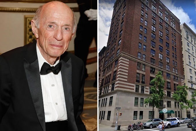 CEO and co-owner of Sugar Foods, Donald Tober jumped to his death from the 11th floor of his $10 million Park avenue apartment in NYC