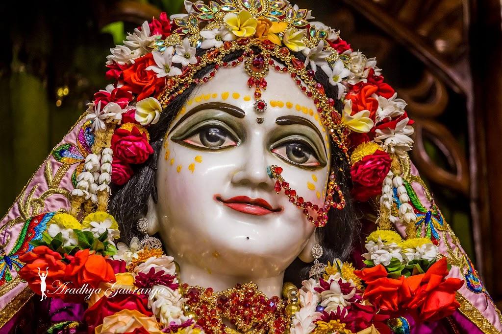 ISKCON Mayapur Deity Darshan 11 Jan 2017 (31)